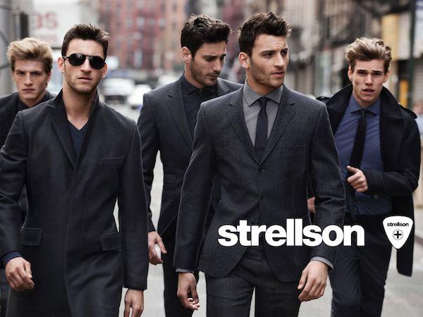 Strellson campaign 2011
