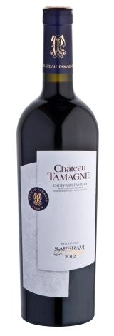 Chateau Tamagne Саперави (новая бутылка)