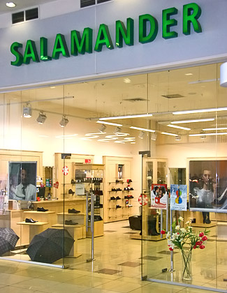 eb15ff66d ... обувь собственно Salamander составляет меньшинство ассортимента! Rieker  ...