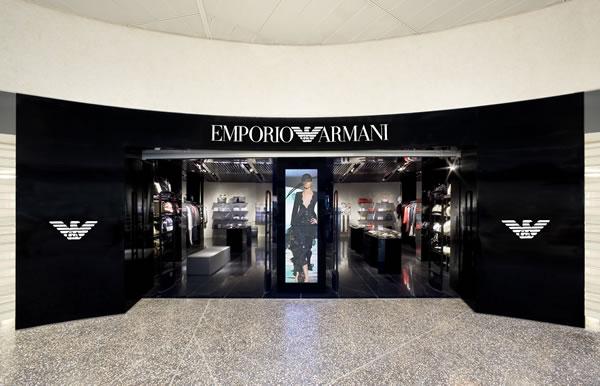 """Emporio Armani в России - типичный """"дутый"""" бренд"""