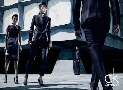 ck Calvin Klein - осень 2013