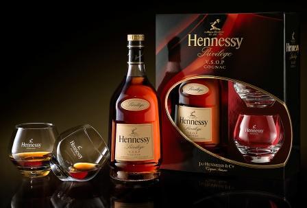 Hennessy, как и любой коньяк - тоже бренди