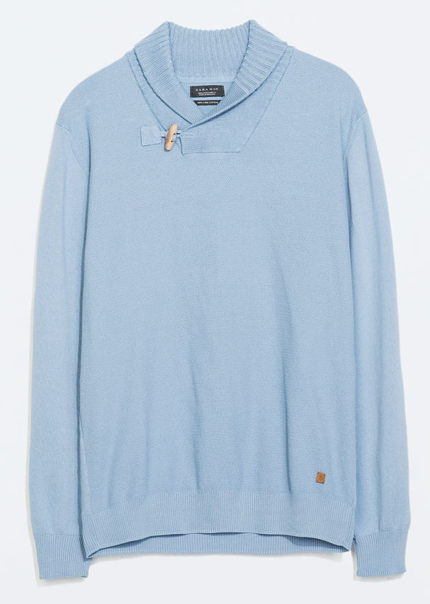 ZARA cotton sweater