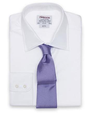 Сорочка и галстук T.M. Lewin