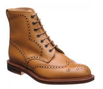 Броги-ботинки Alfred Sargent Howard