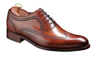 Austerity brogues - модель Barker Geneva