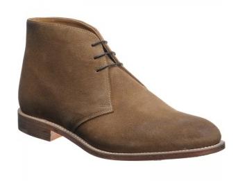 Ботинки Herring Ilford, сделанные в Англии