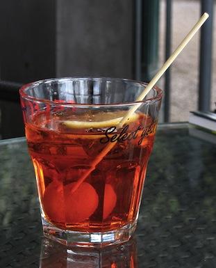 Spritz в обычном стакане