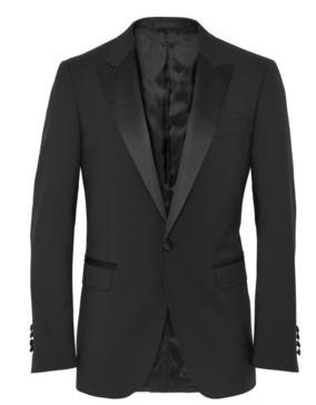 Смокинг классического черного цвета (Lanvin)