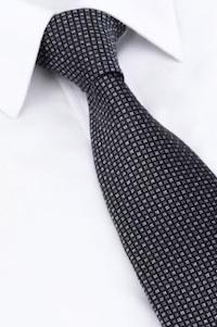 Строгий маклсфилд в черных и серых тонах (Marks&Spencer)