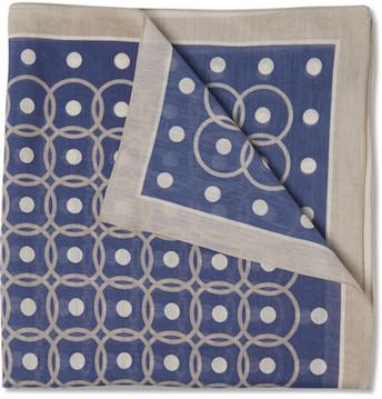 Большой платок марки Boglioli