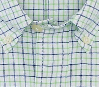 Рубашка в клетку тэтэсол (Polo Ralph Lauren)