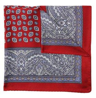 Шёлковый платок Pal Zileri