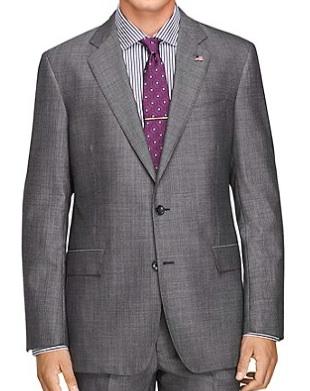 Классический пиджак Brooks Brothers (Regent fit)