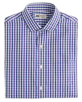 Рубашка J.Crew из ткани Thomas Mason