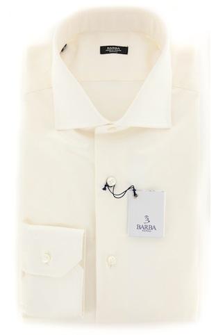Рубашка off white (Barba)