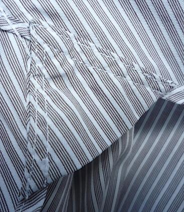 Ластовица на рубашке Henderson