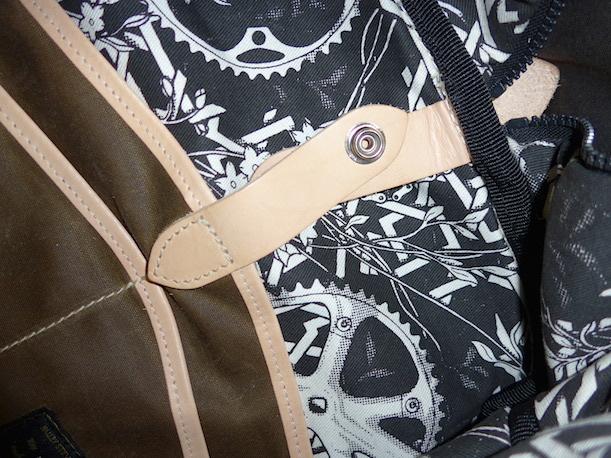 внутреннее оформление рюкзака Bedouin