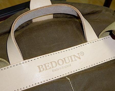Фрагмент рюкзака Bedouin Pequod