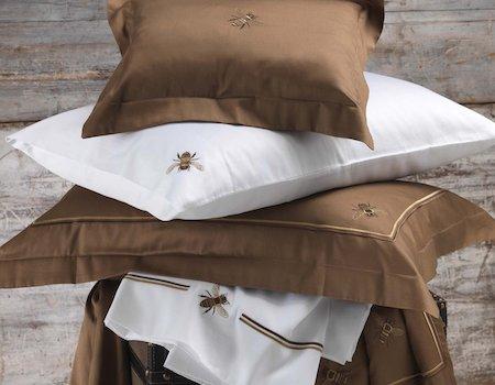 сатиновое постельное белье от Peter Reed