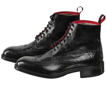 Зимние ботинки Jeffery West