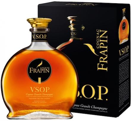 Бутылка коньяка Frapin VSOP