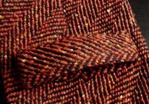 Петля и фактура ткани