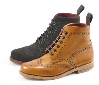 Женские ботинки Loake Anne