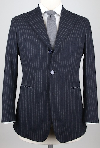 Строгий фланелевый костюм (Orazio Luciano)