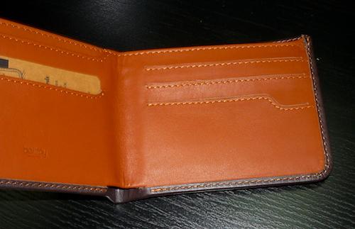Кожаный кошелек Bellroy