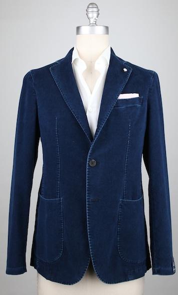 Накладные карманы на пиджаке Finamore