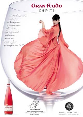 Рекламная картинка Gran Feudo Rosado