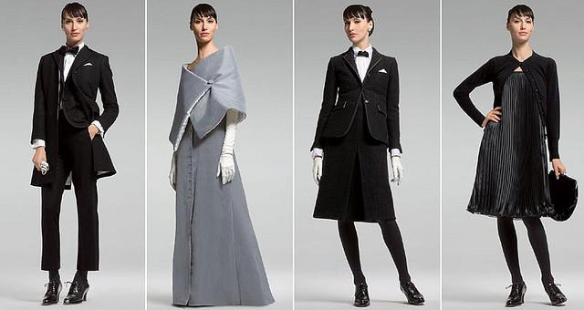 Женская коллекция Black Fleece (2007)