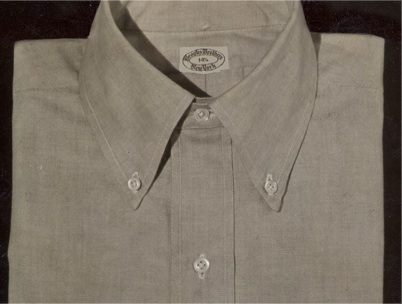 Brooks Brothers - рубашка button-down