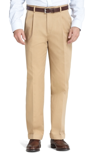 Brooks Brothers chinos