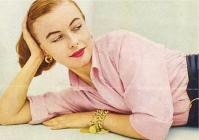 Розовая женская рубашка Brooks Brothers