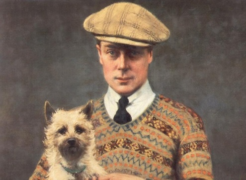 Duke of Windsor Fair Isle