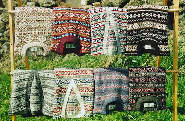 Fair Isle genuine jumpers