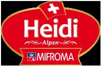 Логотип Heidi