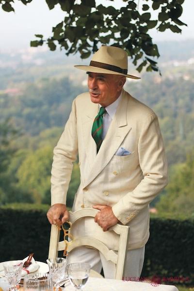 Итальянский пиджак на лето