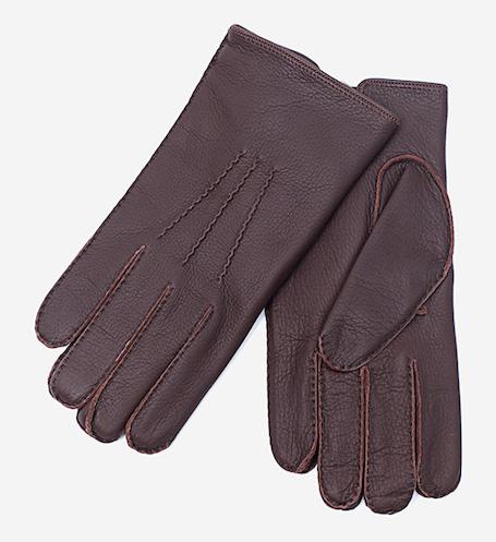 Перчатки Merola из оленьей кожи
