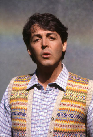 Paul McCartney fair isle