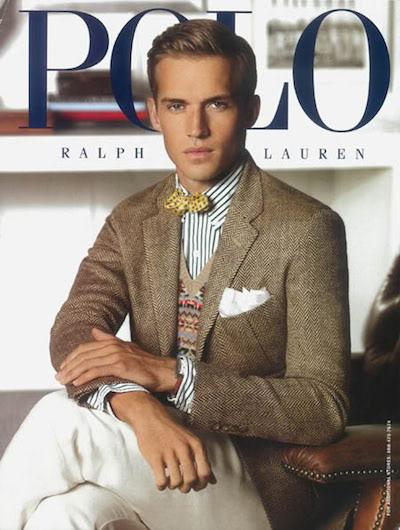 Polo Ralph Lauren ad