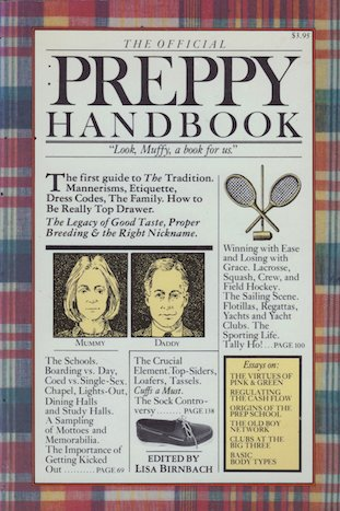 Preppy Handbook