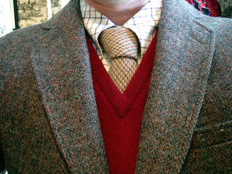 Tattersall and tweed
