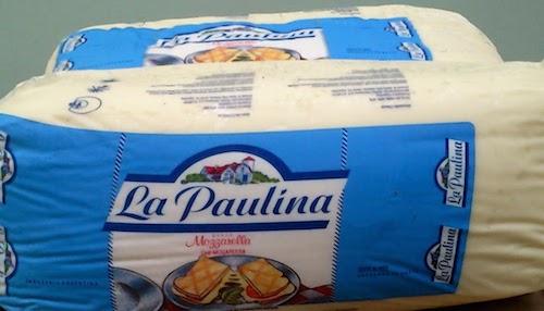 Mozzarella La Paulina