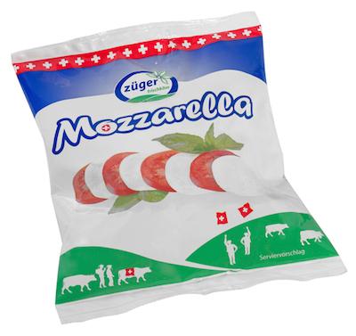Mozzarella Zuger