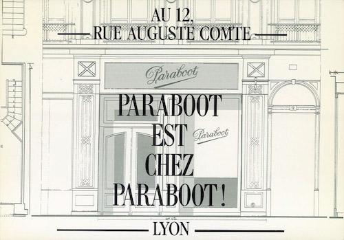 Paraboot Lyon Shop