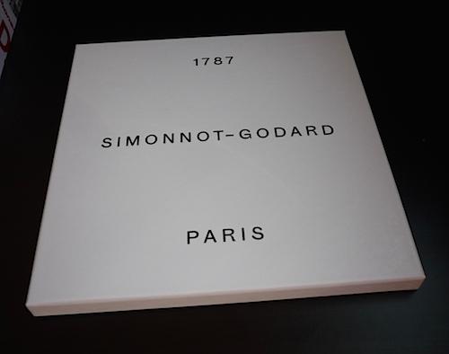 Simonnot-Godard gift box