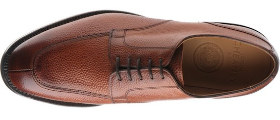 Cheaney - split toes shoes